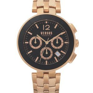 Versace Versus 44mm Ion Plated Watch